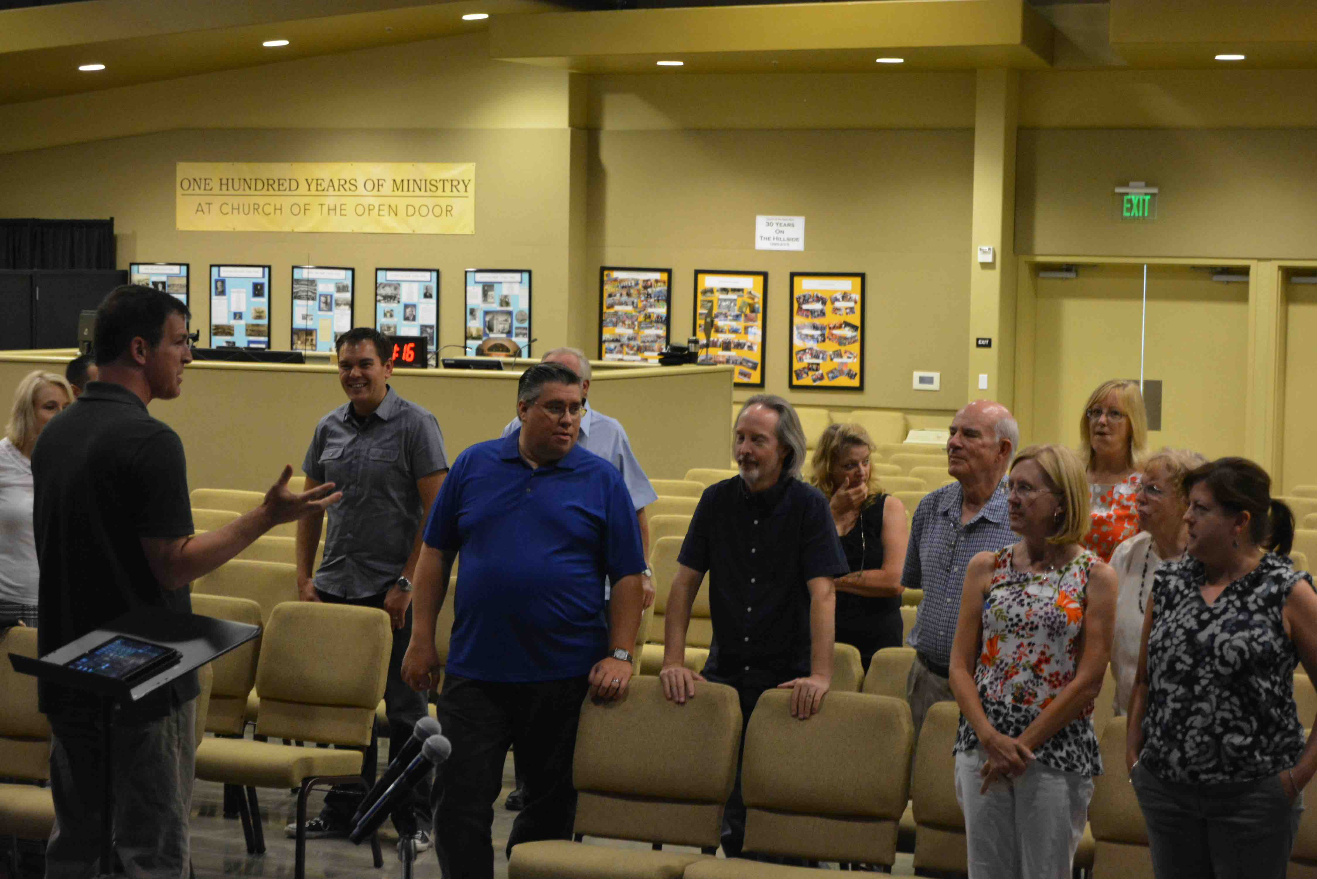 Cod Worship Center The Worship Ministry Of Church Of The